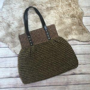 Handbags - NEW Straw / Woven Tote Bag